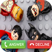 Call From Lego SuperStars icon