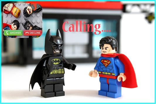 Call From Lego SuperStars poster