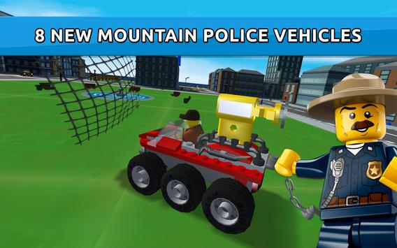 LEGO® City game - new Mountain Police fun! APK Download - Free Role ...