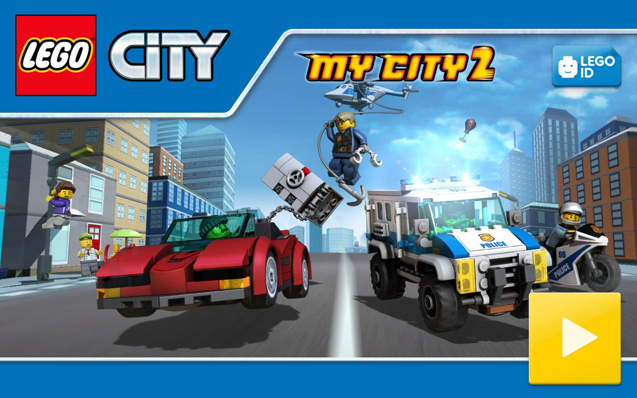 LEGO® City My City 2 build, chase, cars and fun APK ...
