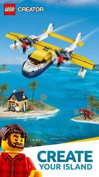 LEGO® Creator Build & Explore poster