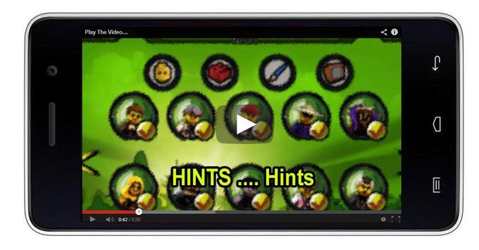 Hints LEGO Ninja GO Shadow poster