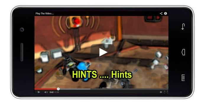 Hints LEGO Ninja GO Shadow apk screenshot