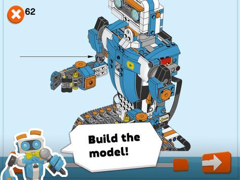 LEGO® BOOST apk screenshot