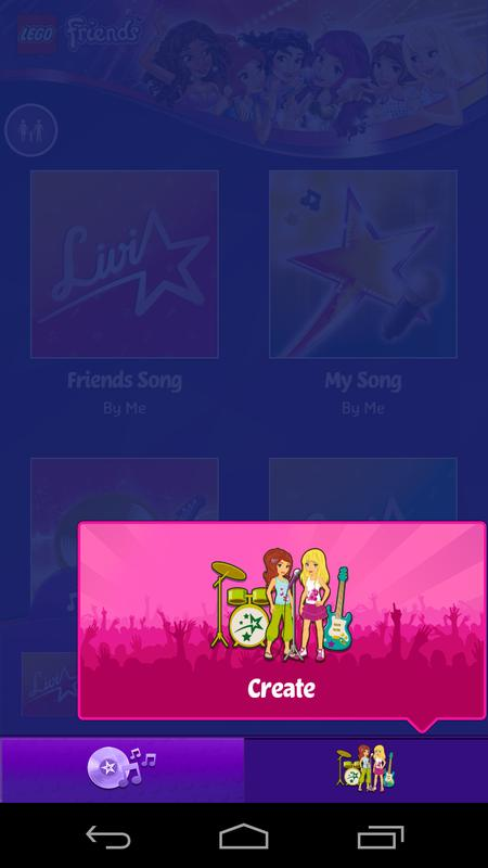 Lego Friends Music Maker For Android Apk Download