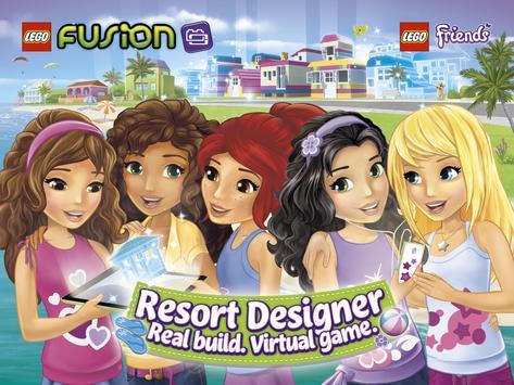 LEGO® FUSION Resort Designer screenshot 5