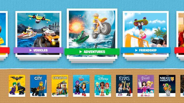 LEGO® TV gönderen