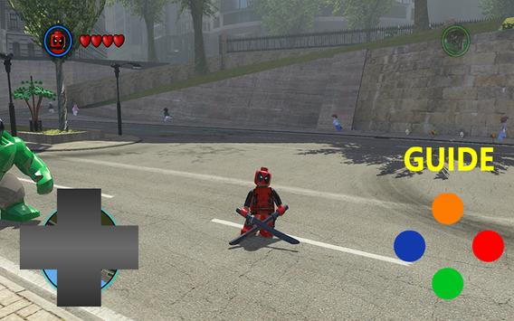 GUIDE for LEGO Marvel Super Heroes Free apk screenshot