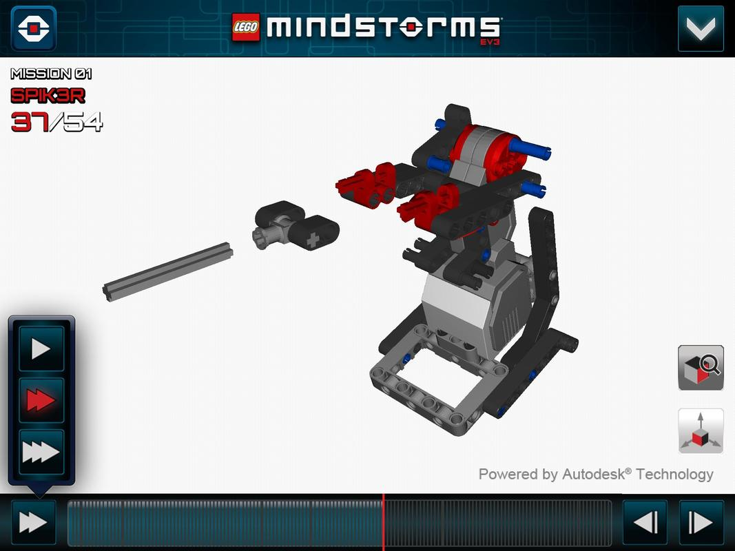 lego mindstorms 3d builder apk download free tools app for android. Black Bedroom Furniture Sets. Home Design Ideas