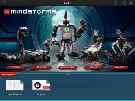 LEGO® MINDSTORMS® Programmer apk screenshot