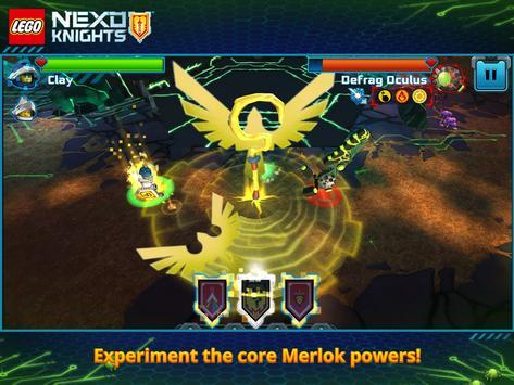 LEGO® NEXO KNIGHTS™: MERLOK 2.0 screenshot 7