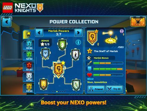 LEGO® NEXO KNIGHTS™: MERLOK 2.0 screenshot 8