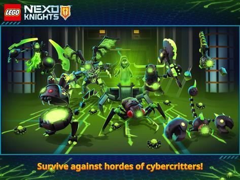 LEGO® NEXO KNIGHTS™: MERLOK 2.0 apk screenshot