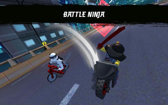 LEGO® NINJAGO®: Ride Ninja screenshot 11