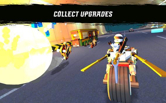 LEGO® NINJAGO®: Ride Ninja screenshot 9