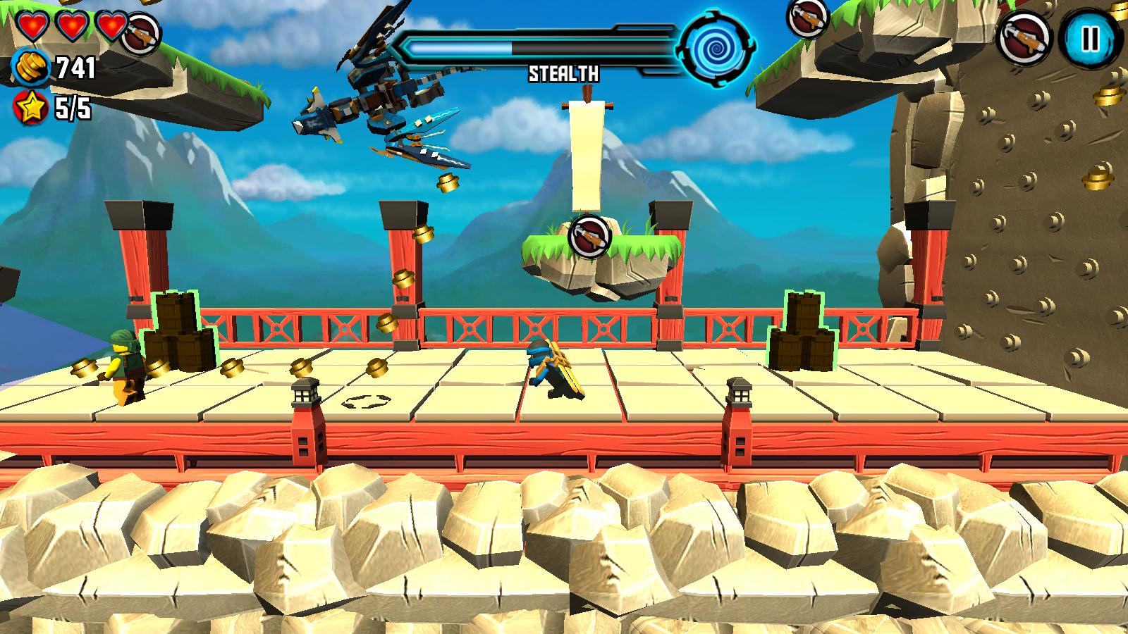 LEGO® Ninjago™: Skybound for Android - APK Download