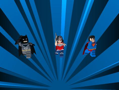 LEGO® DC Super Heroes poster