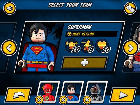 LEGO® DC Super Heroes apk screenshot