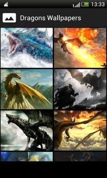 Dragons HD Wallpapers apk screenshot