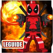 Guide Lego Marvel Deadpool icon
