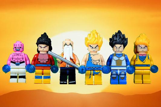 LEGO Dragon Saiyan Advance Games screenshot 1