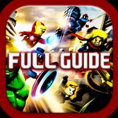 Guides : LEGO Marvel Superhero icon