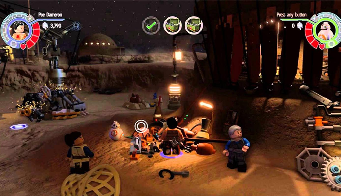 Guide For Lego Star Wars Tfa For Android Apk Download