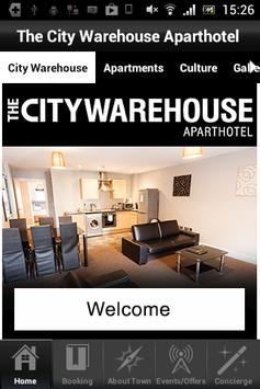 City Warehouse Aparthotel poster