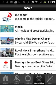 Barclays Jersey Boat Show screenshot 4