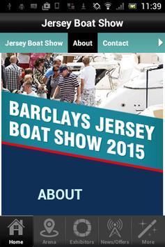 Barclays Jersey Boat Show screenshot 2