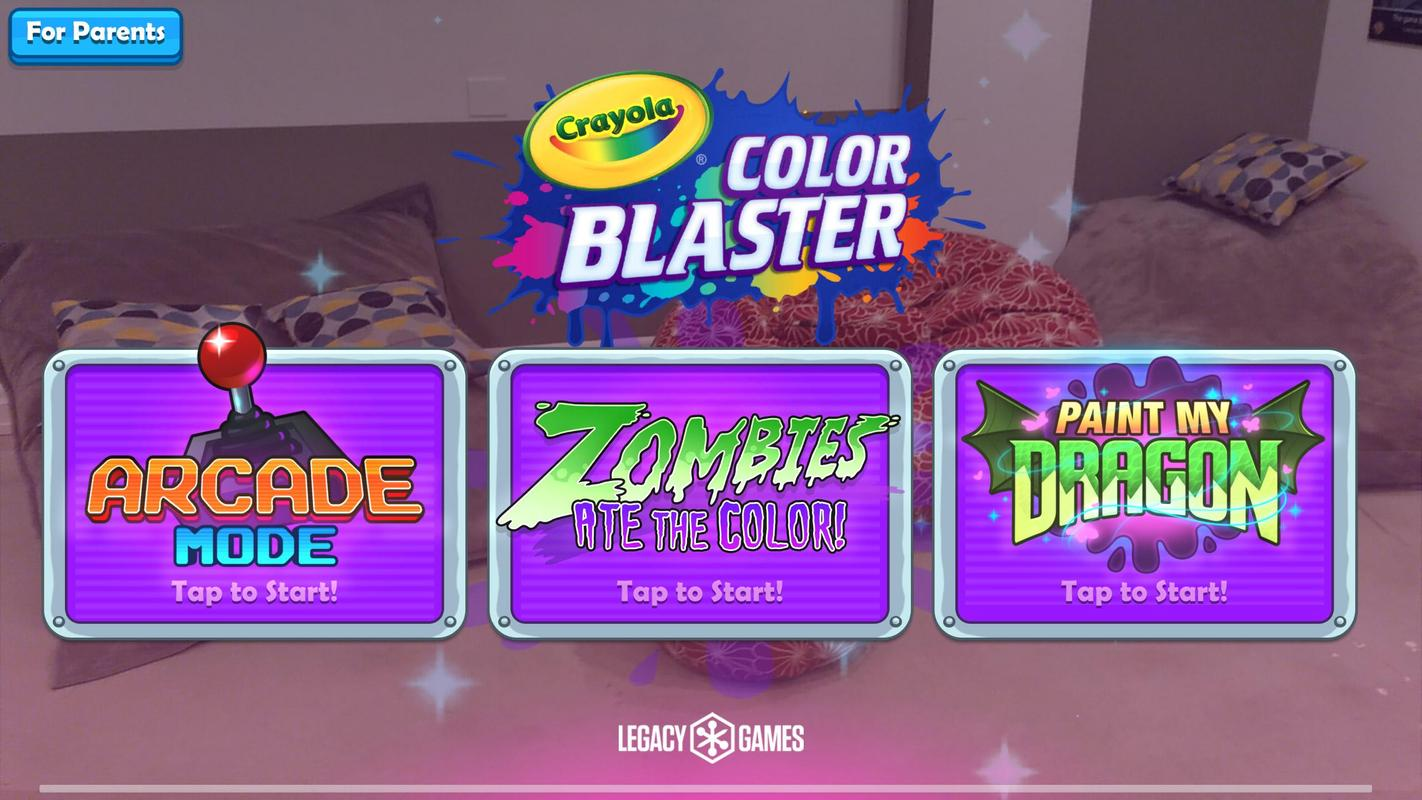 Crayola Color Blaster APK Download - Free Casual GAME for Android ...
