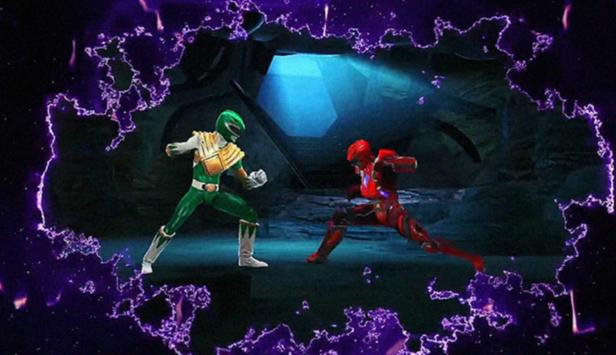 Cheat Power Rangers Legacy War apk screenshot