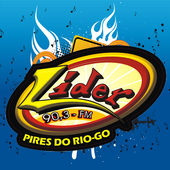 Líder Fm - Pires do Rio icon
