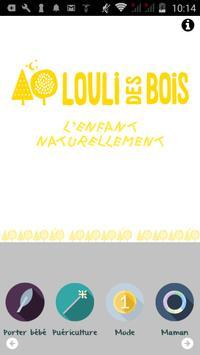 Louli Des Bois poster