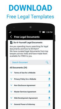 Legal Now - Find a Lawyer apk screenshot