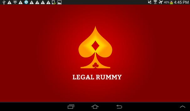 LEGALRUMMY apk screenshot