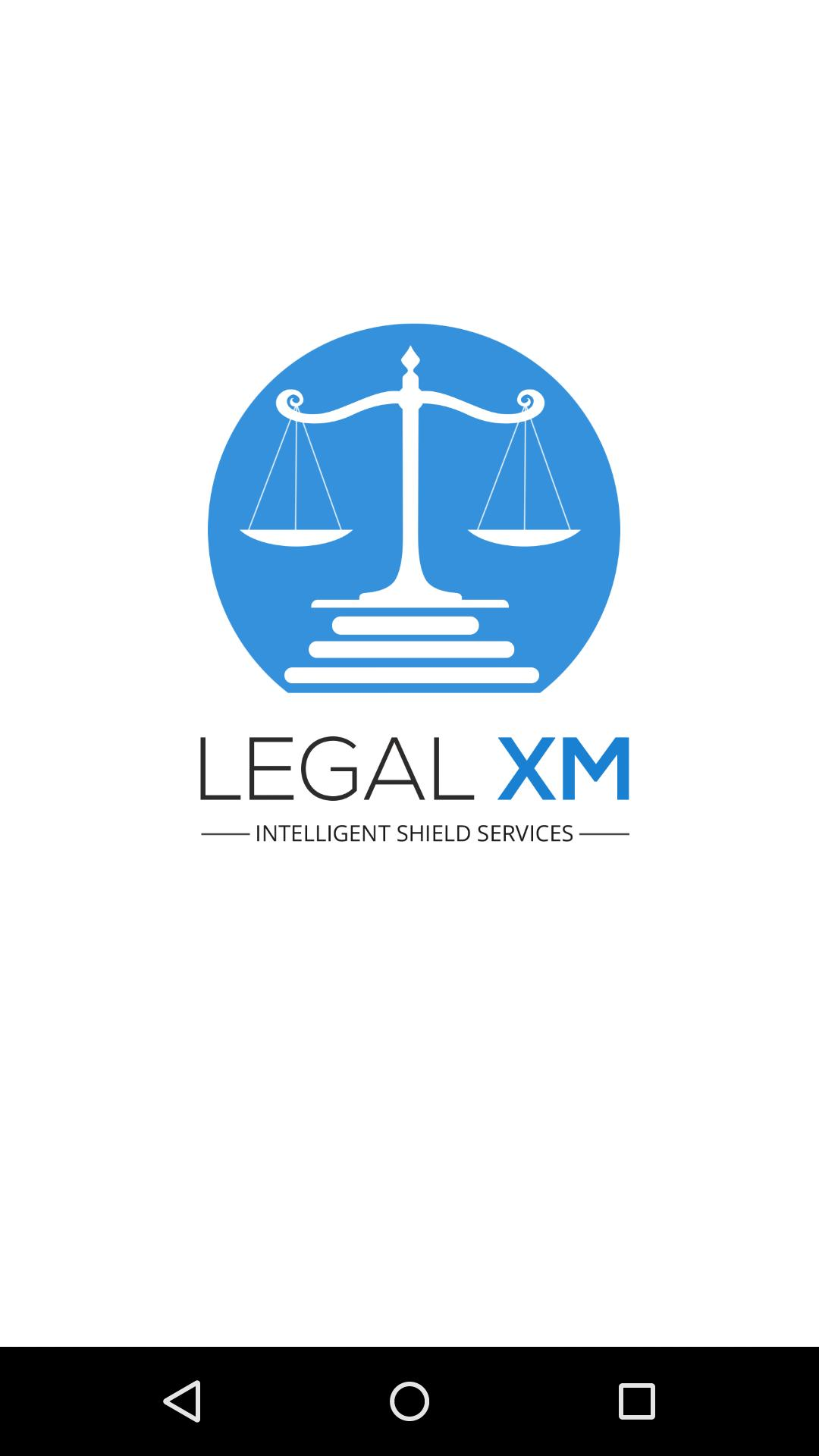 Legal XM poster