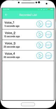 Change your Voice fun apk screenshot