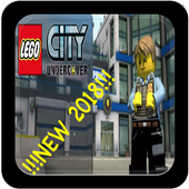 Top LEGO City Undercover Guide Tips icon