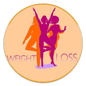 healthy weight loss icon