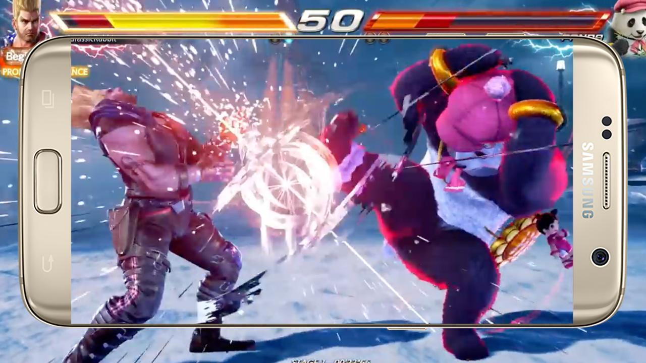 Super Warrior Tekken Fighting for Android - APK Download