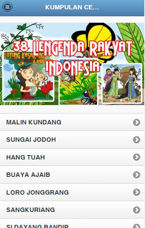 Image Result For Video Cerita Rakyat Batu Menangis