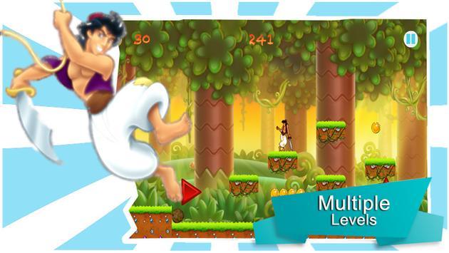 prince aladin jungle adventures: mysterious lamp screenshot 1