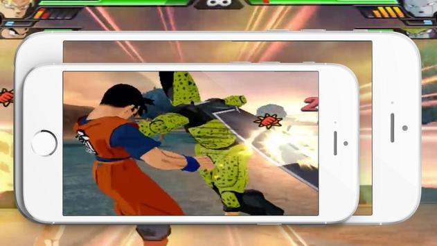 Budokai Tenkaichi 2 Ultimate apk screenshot