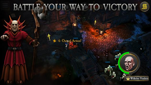 Mordheim: Warband Skirmish apk screenshot