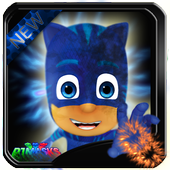 pj super mask storm icon