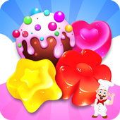 Cookie Lollipop icon