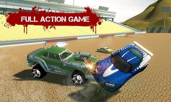 Demolition Derby Xtreme Destruction: Real Car Wars poster