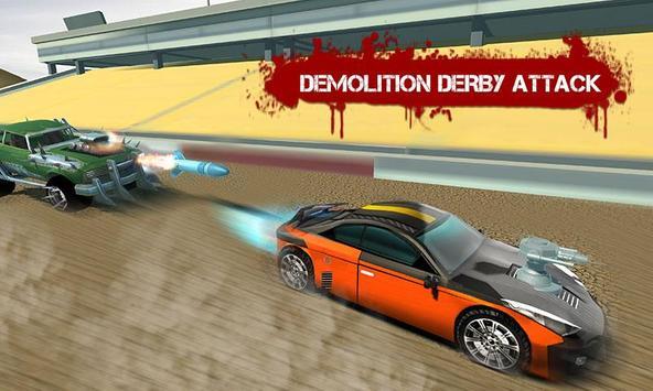 Demolition Derby Xtreme Destruction: Real Car Wars screenshot 15
