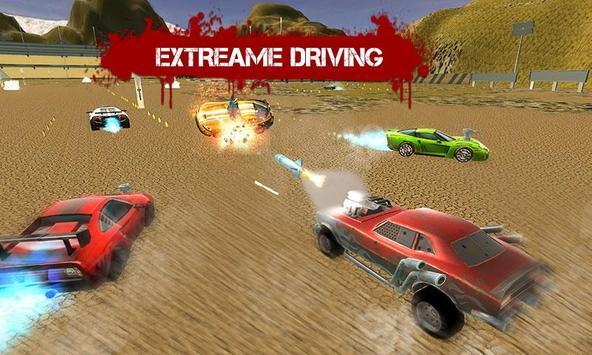 Demolition Derby Xtreme Destruction: Real Car Wars screenshot 17